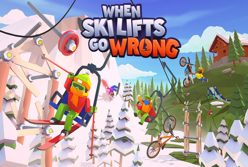 When Ski Lifts Go Wrong Repack-Games