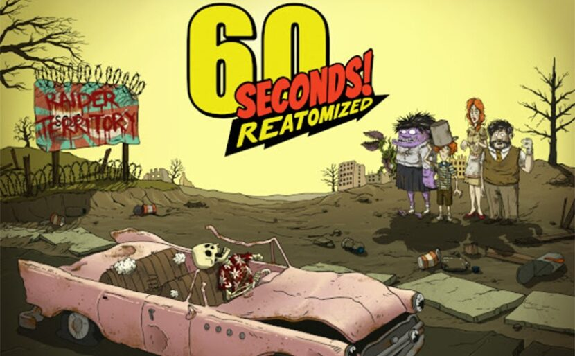 60 Seconds! Reatomized Repack-Games