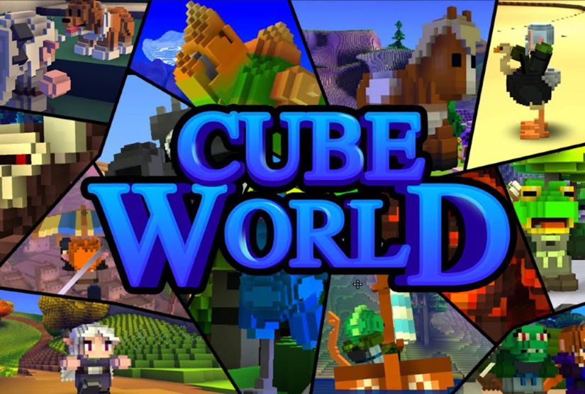 Cube World Repack-Games
