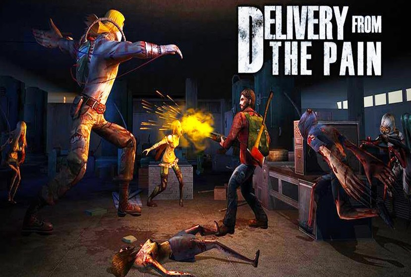 Delivery From The Pain Repack-Games