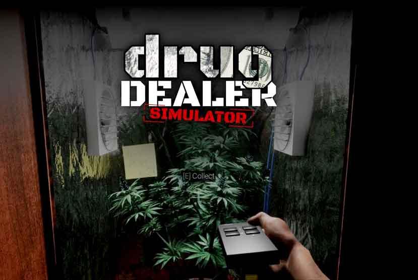 Drug Dealer Simulator Free Download Torrent Repack-Games