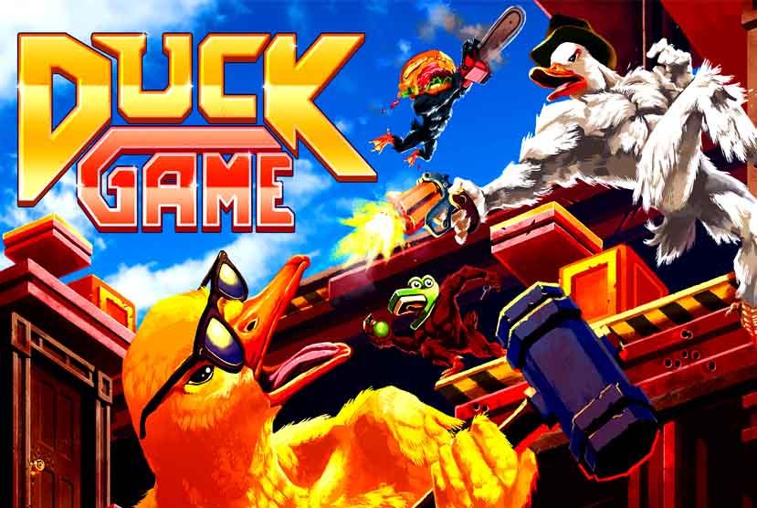 Duck Game Free Download Torrent Repack-Games