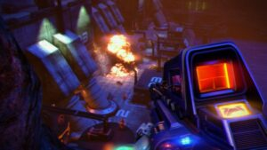 Far Cry 3 – Blood Dragon Free Download Crack Repack-Games
