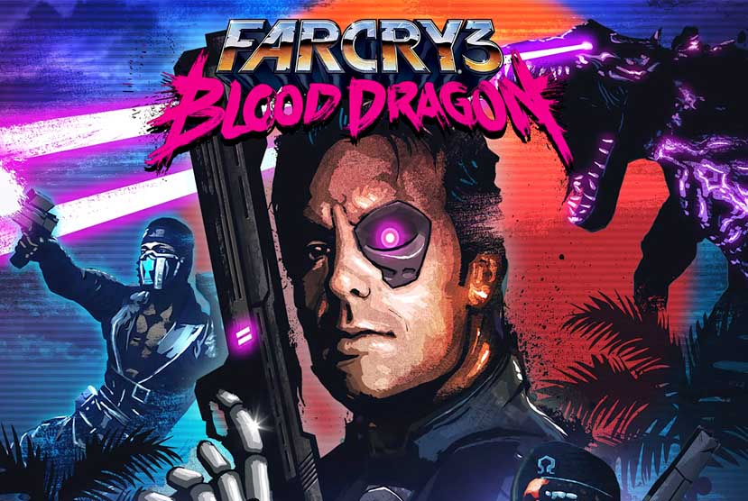 Far Cry 3 – Blood Dragon Free Download Torrent Repack-Games