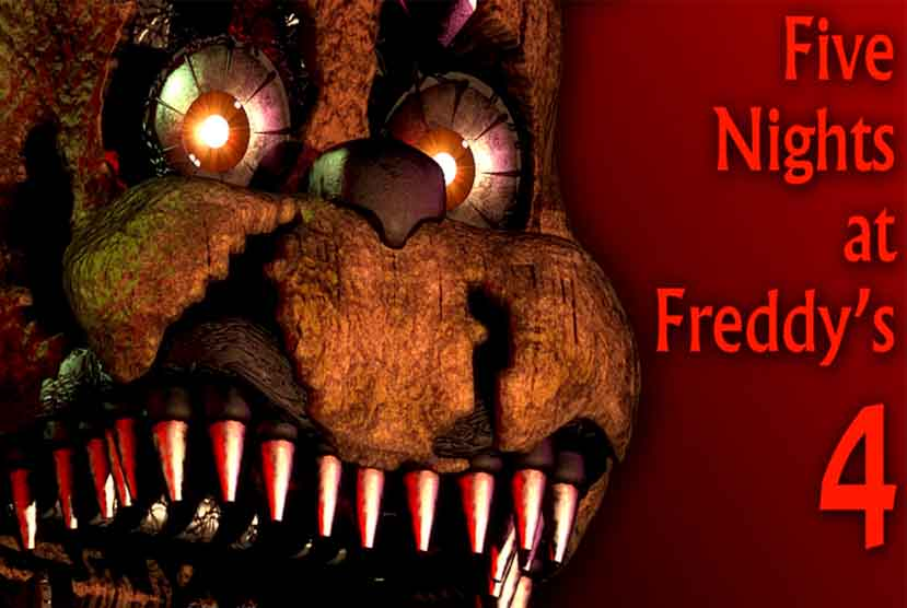 Five Nights At Freddy S 4 Free Download V1 1 Repack Games