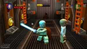 Free Download LEGO Star Wars - The Complete Saga