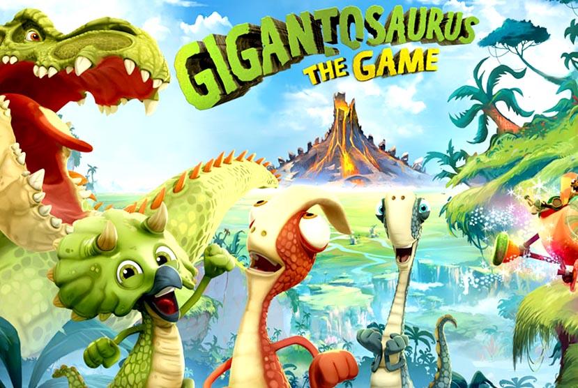 Gigantosaurus The Game Free Download Torrent Repack-Games