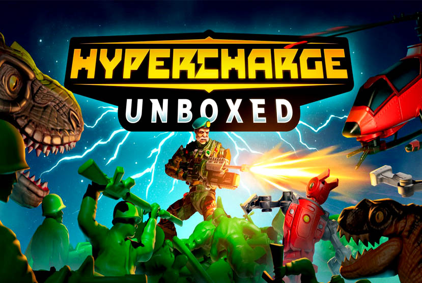 HYPERCHARGE Unboxed Free Download Torrent Repack-Games