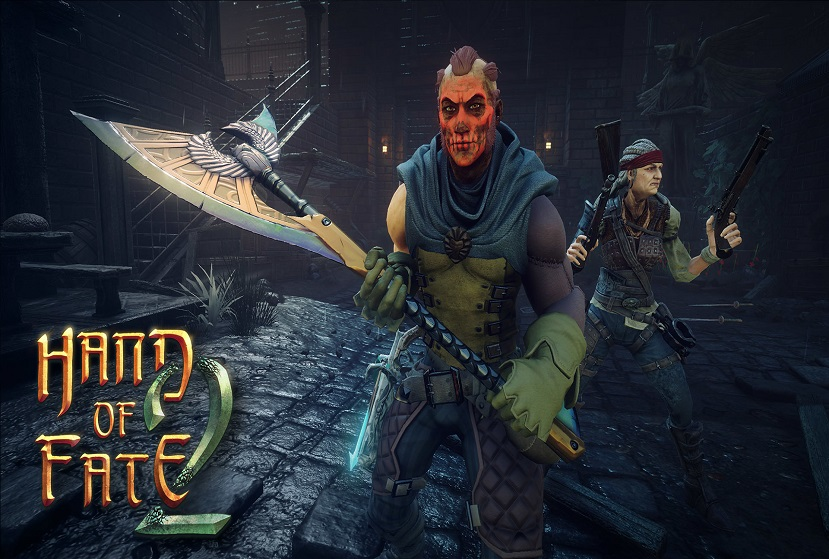 Hand of Fate 2 A Cold Hearth Repack-Games