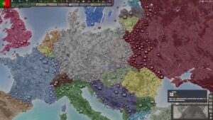 Hearts of Iron III Free Download Repack-Games