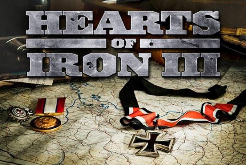 Hearts of Iron III Repack-Games