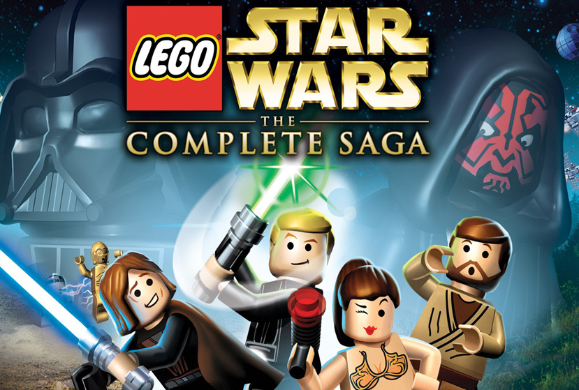 LEGO Star Wars - The Complete Saga Repack Games