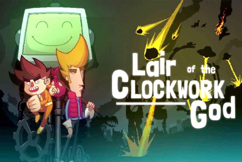 Lair of the Clockwork God Free Download Torrent Repack-Games