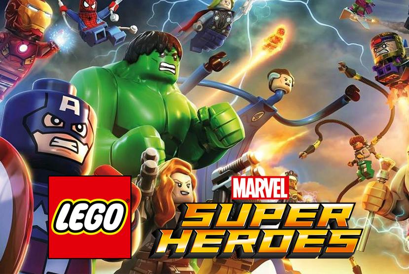 Lego Marvel Super Heroes Repack-Games