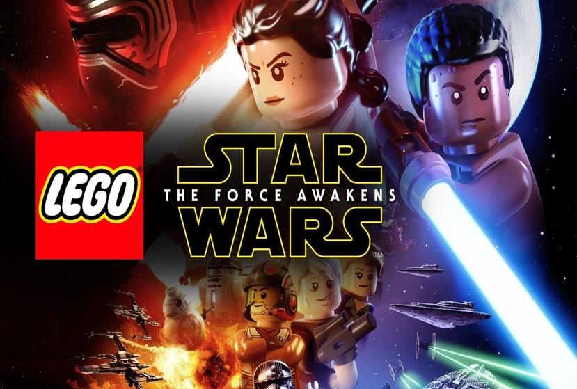Lego Star Wars: The Force Awakens Repack-Games