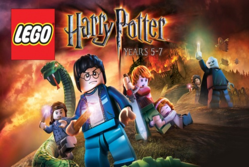 Lego harry potter 5-7 Years Repack-Games.com