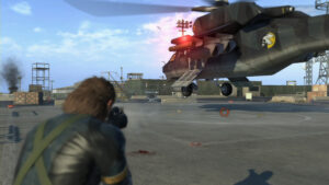 METAL GEAR SOLID V GROUND ZEROES Free Download Crack Repack-Games