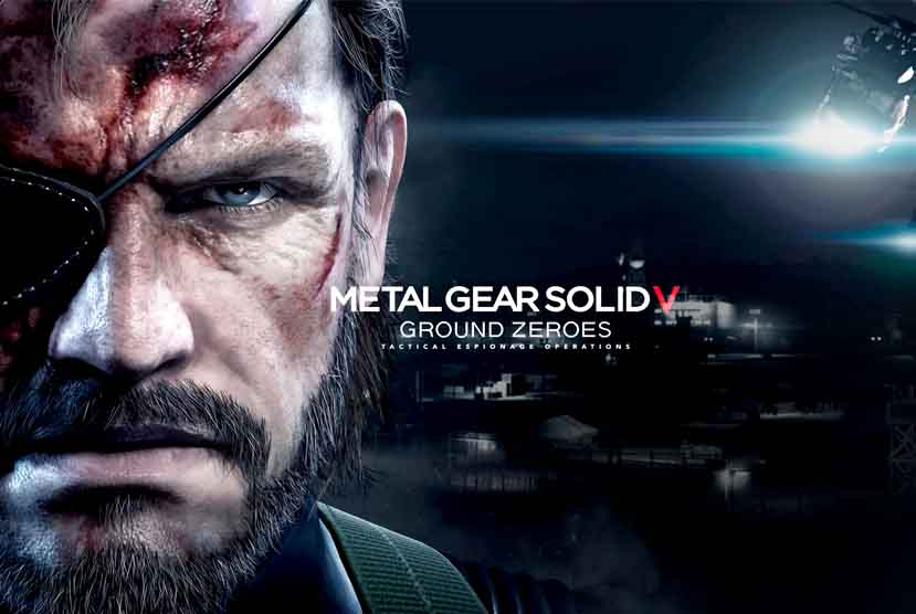 METAL GEAR SOLID V GROUND ZEROES Free Download Torrent Repack-Games