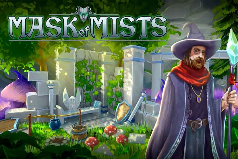Mask of Mists Free Download Torrent Repack-Games