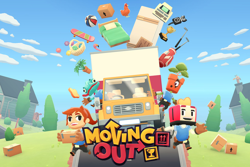 Moving Out Repack-Games PC