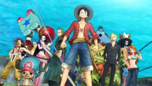 One Piece Pirate Warriors 3 Repack-Games Free