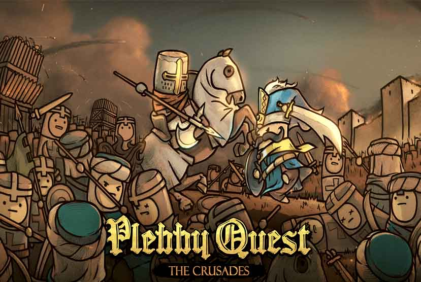 Plebby Quest The Crusades Free Download Torrent Repack-Games