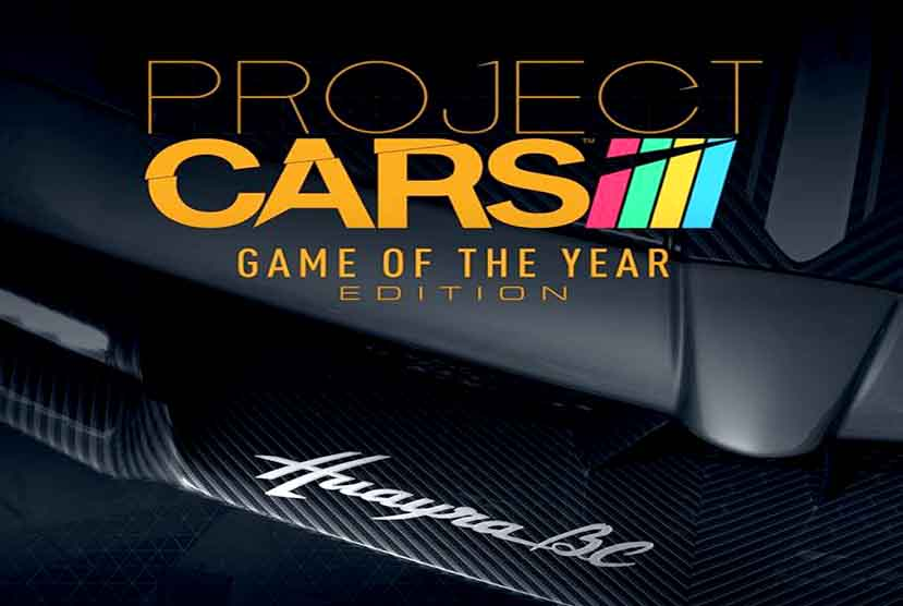 Project CARS Game of the Year Edition Free Download Pre-Installed Repack-Games