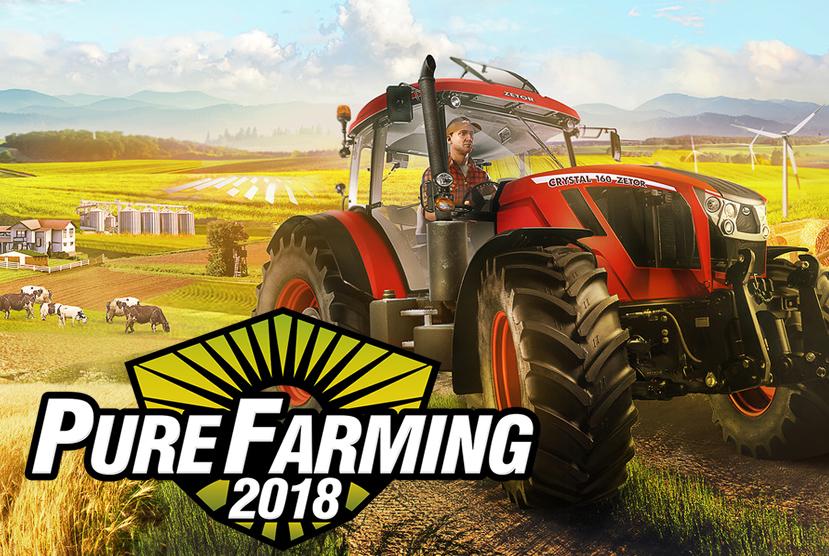 Pure Farming 2018 Free Download (