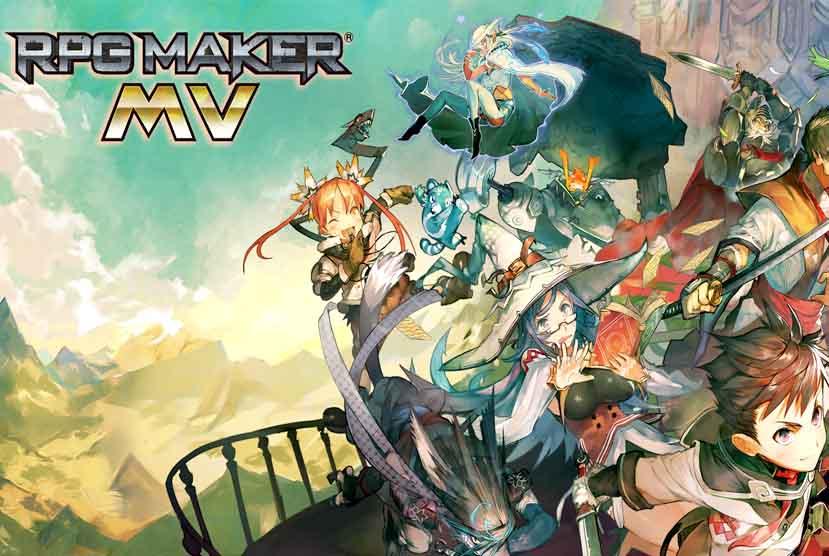 RPG Maker MV Free Download Torrent Repack-Games