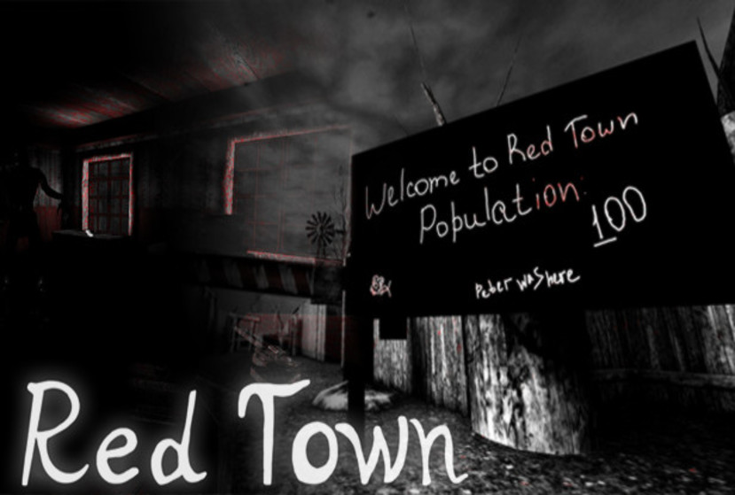 Red Town Repack-Games