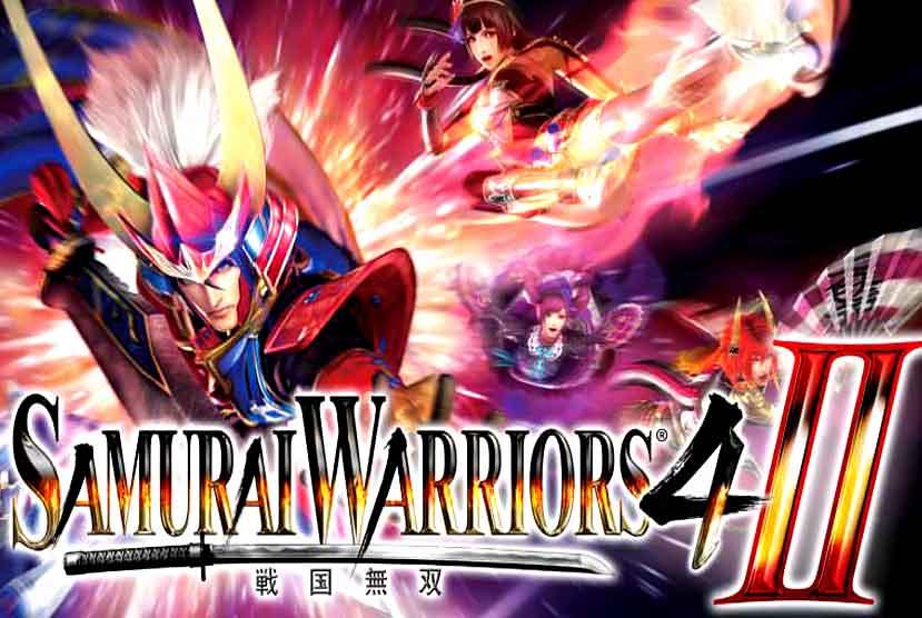 SAMURAI WARRIORS 4-II Free Download Torrent Repack-Games