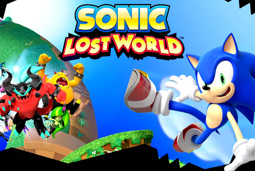 Sonic Lost World Free Download Torrent Repack-Games