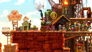 SteamWorld Dig 2 Free Download Crack Repack-Games