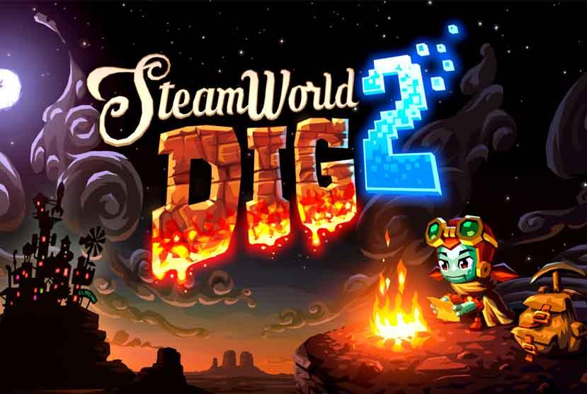 SteamWorld Dig 2 Free Download Torrent Repack-Games