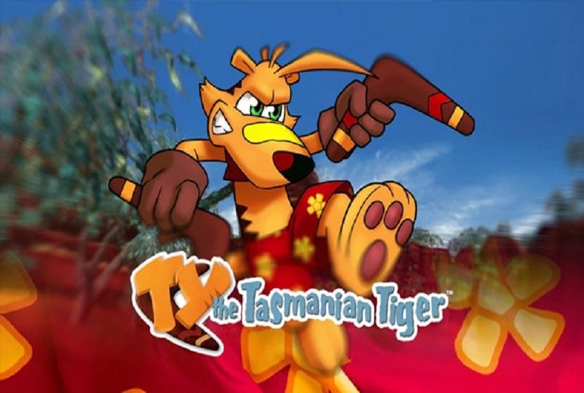 TY the Tasmanian Tiger Repack-Games
