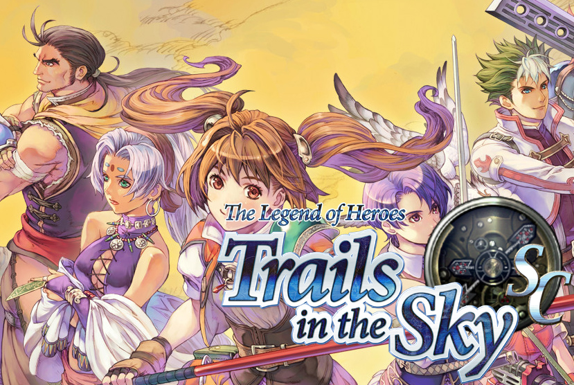 The Legend of Heroes Trails in the Sky II SC Download