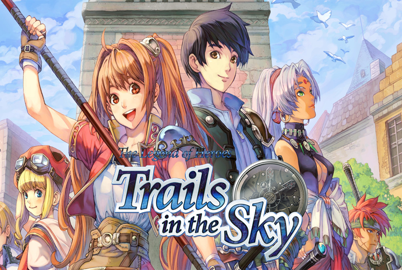 The Legend of Heroes Trails in the Sky Repack-Games