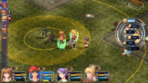 The Legend of Heroes Trails in the Sky II Repack-Games