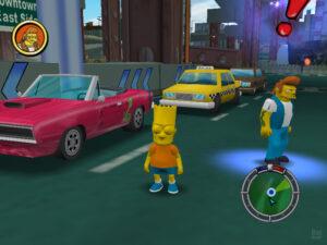 The Simpsons Hit & Run Free Download Repack-Games