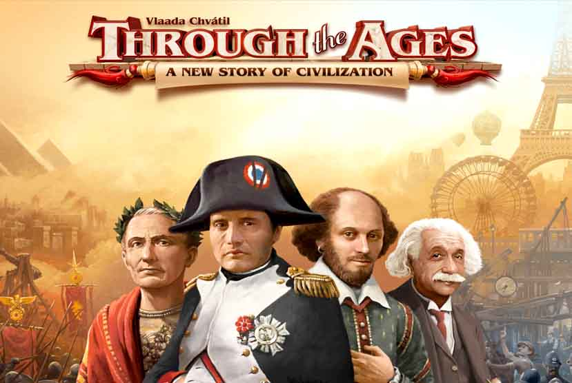 Through the Ages Free Download Torrent Repack-Games