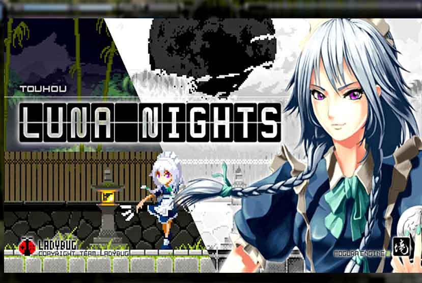 Touhou Luna Nights Free Download Torrent Repack-Games