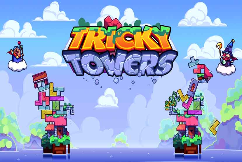 Tricky Towers Free Download Torrent Repack-Games