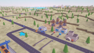 Voxel Tycoon Pre-Installed