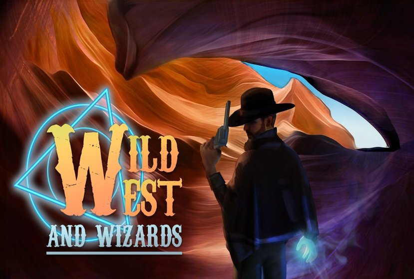 Wild West And Wizards Repack-Games
