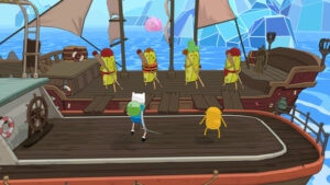 Adventure Time Pirates of the Enchiridion Free Download Repack-Games
