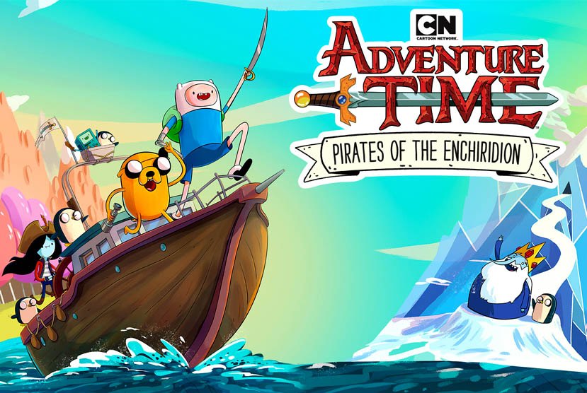 Adventure Time Pirates of the Enchiridion Free Download Torrent Repack-Games