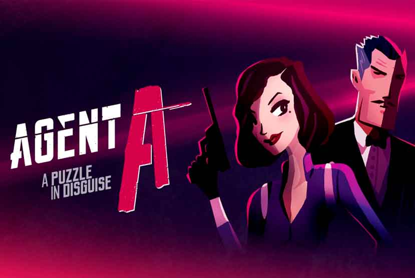 Agent A A puzzle in disguise Free Download Torrent Repack-Games