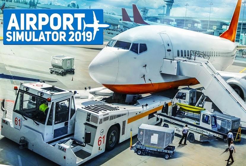 Airport Simulator 2019 Repack-Games