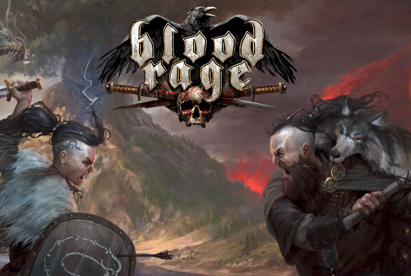 Blood Rage Digital Edition Download FREE