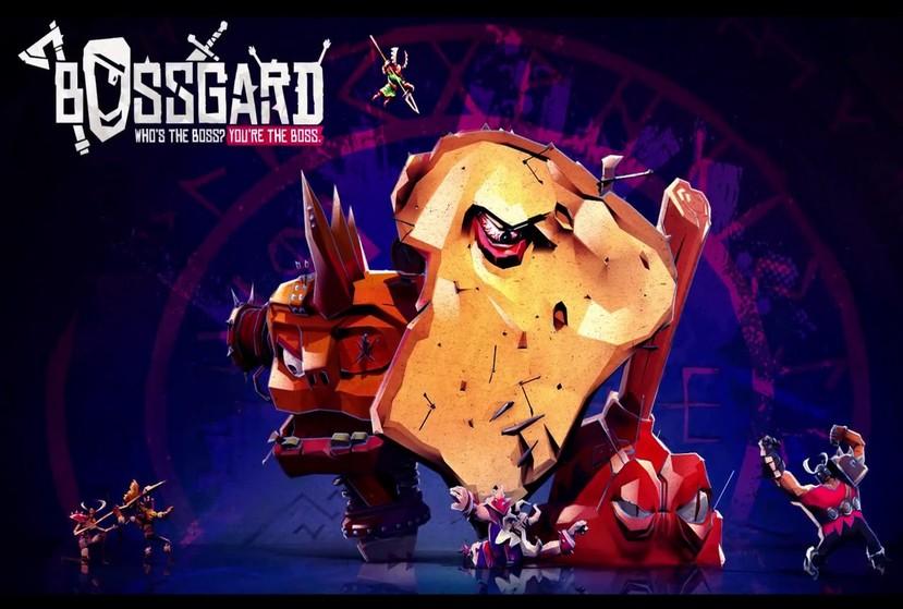 Bossgard Repack-Games